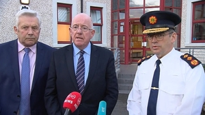 The meeting comes two days after Commissioner Harris has said the Emergency Response Unit had been sent to Drogheda