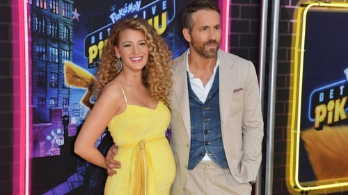 Proud parents again: Blake Lively and Ryan Reynolds