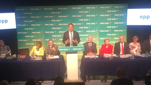 Fine Gael launched its council and EP election campaigns