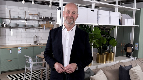 Peter Jelkeby has worked with IKEA in Sweden, Russia, Vietnam and the UK and Ireland over the last 20 years