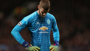 David de Gea has been out of form