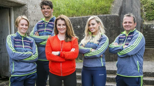 Mairead and the IFF coaches