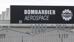 Bombardier stops production in Northern Ireland and Canada until April