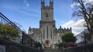 The concert takes place in St Mary's Cathedral in Limerick
