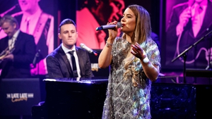 Clodagh Lawlor and Nathan Carter duet on Shallow
