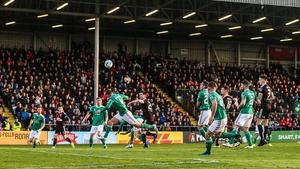 Cork got back to winning ways against Bohemians