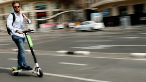 Scooter rental services have proved wildly popular in many cities