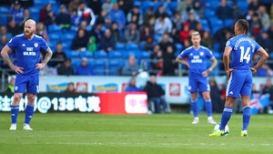 Cardiff will play in the Championship next season