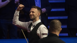 Judd Trump secured the title in Berlin