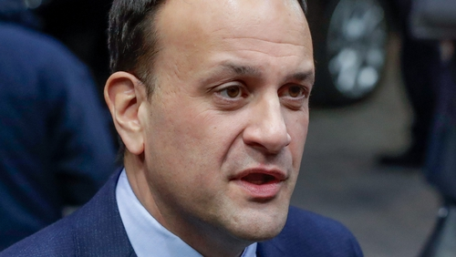 Leo Varadkar had described the Waterford mortuary issue as a 'strange story'