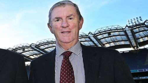 Eugene McGee led Offaly to glory in 1982