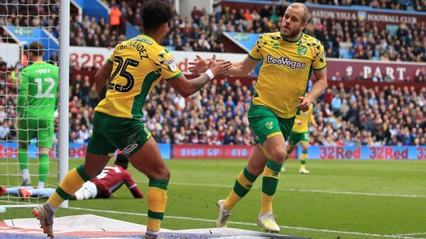 Norwich are going up as champions