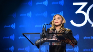 "Madonna: ""Growing up I always felt like an outsider, like I didn't fit in. It wasn't because I didn't shave under my armpits, I just didn't fit in."""