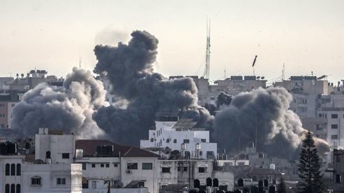 Palestinian officials said the ceasefire is to begin today