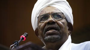 Omar al-Bashir was ousted in April after 30 years of autocratic rule