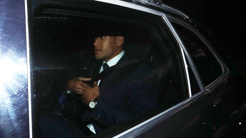 Israel Folau departs after Rugby Australia's code of conduct hearing into his social media posts