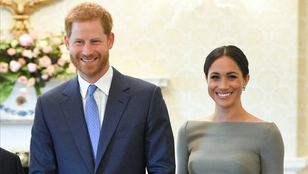 """The Duke and Duchess of Sussex said they are """"absolutely thrilled"""""""