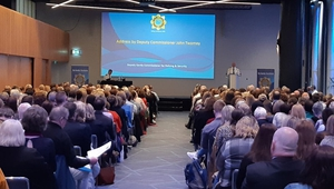 The Garda Vetting Conference is taking place at Croke Park