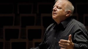 A podium star with presence - Leonard Slatkin