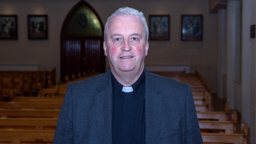 Bishop Michael Router was speaking at the Armagh Diocesan Pilgrimage to Knock