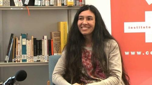 Poet Anamaría Crowe Serrano features in Words Lightly Spoken
