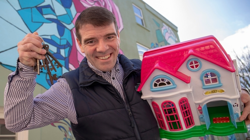 Tralee restaurateur Kevin is hoping to get on the housing ladder