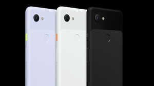 Google has used some of the main features of its flagship Pixel 3 in the new device