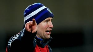 Eddie Brennan on the line with Laois