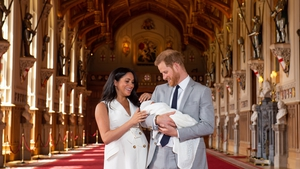 Baby Sussex's godparents are to be announced.