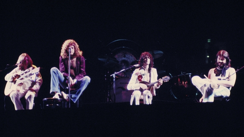 Led Zeppelin (pictured in 1978) -Previously unseen footage and photos promised in new documentary