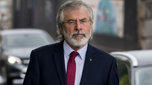Gerry Adams' lawyers argue his convictions in 1975 were unsafe because his detention was unlawful