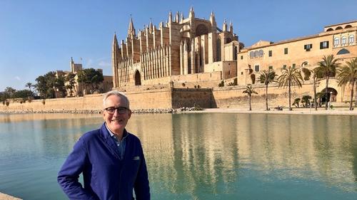 Rory O'Connell in Palma de Mallorca