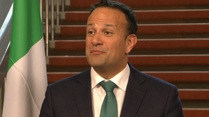 Leo Varadkar said the broadband plan could be a 'leap of faith'