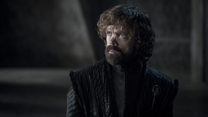 Tyrion is looking concerned...