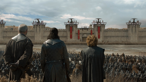 Game Of Thrones Series 8 was the last in the series