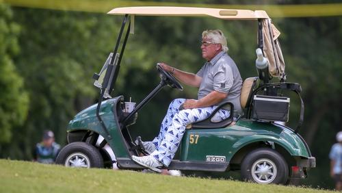 John Daly approved to use golf cart at PGA Championship
