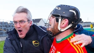 'It's going to be a massive occasion for Carlow to get four top-class hurling games'