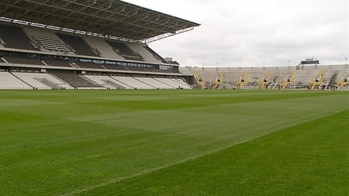Pairc Ui Chaoimh pictured earlier this week