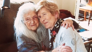 Elizabeth and Eileen were reunited in Scotland last week
