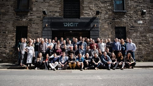 Dublin-based Digit Game Studios employs more than 70 people