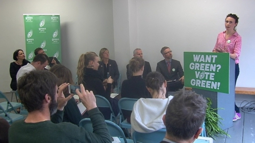 The Green Party is also fielding 82 local election candidates