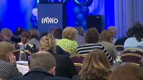 The INMO is holding its annual conference in Trim