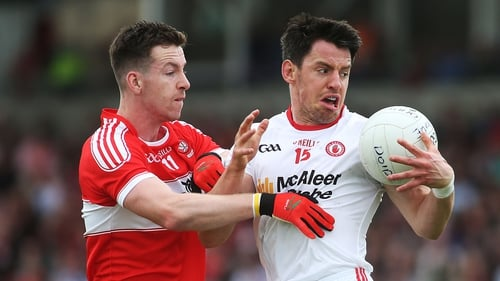Tyrone will welcome Derry to Healy Park