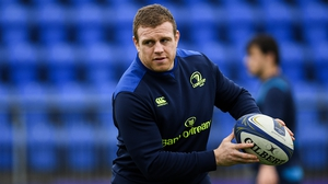Seán Cronin makes his first start of the season for Leinster