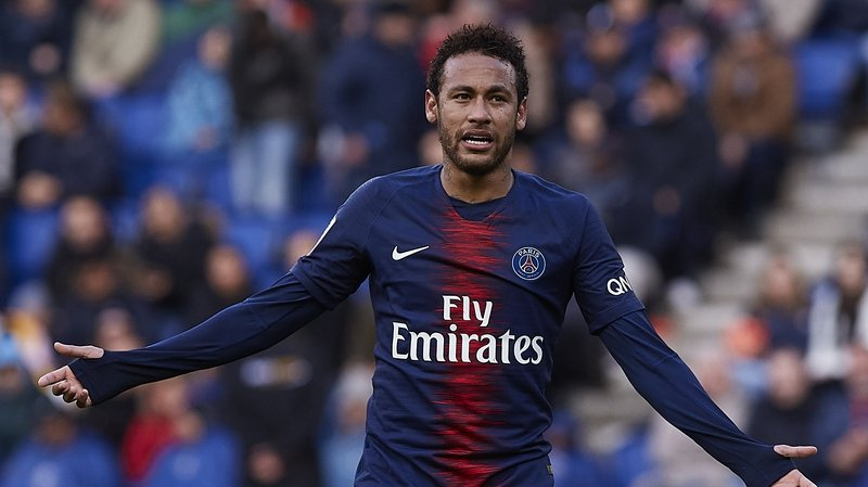 Neymar left out of season opening squad for PSG