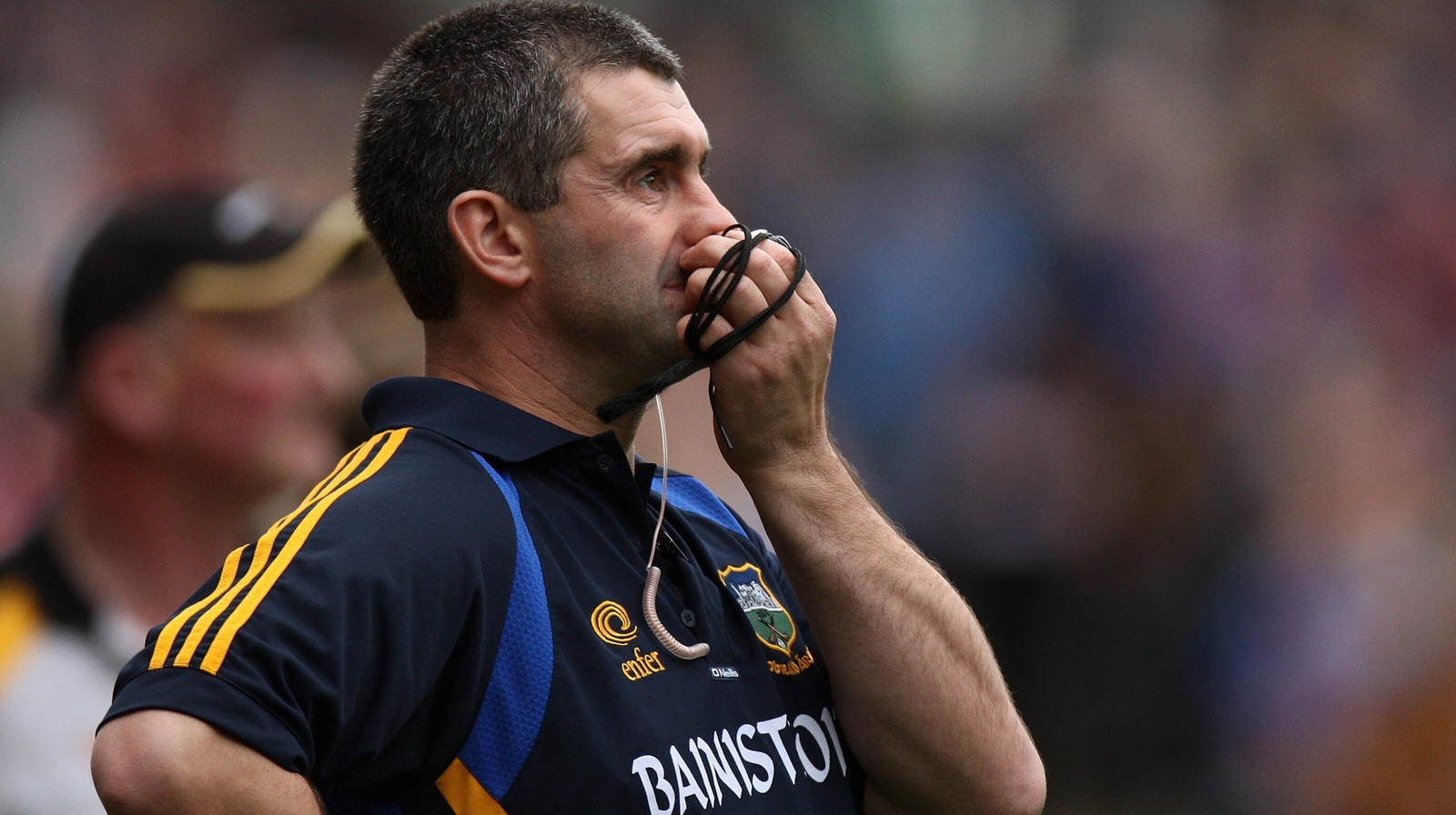 Image - Liam Sheedy watches on in 2009