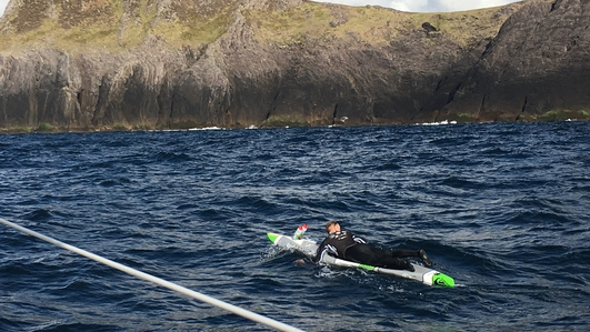 Water sports on the rise as weather improves