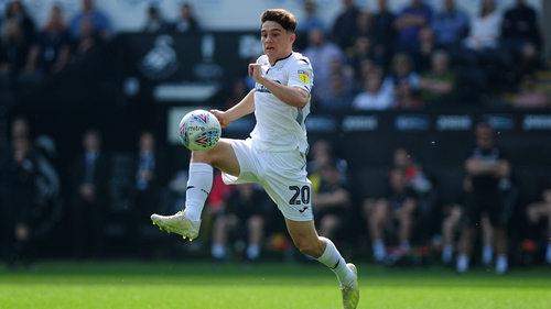 Daniel James is close to a move to Manchester United