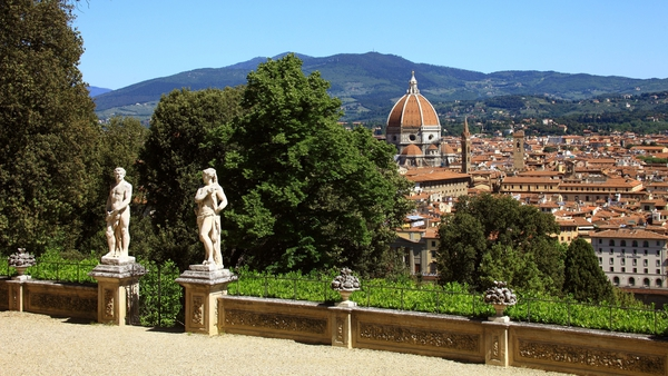 The Bardini Gardens, Florence. Photo: Getty