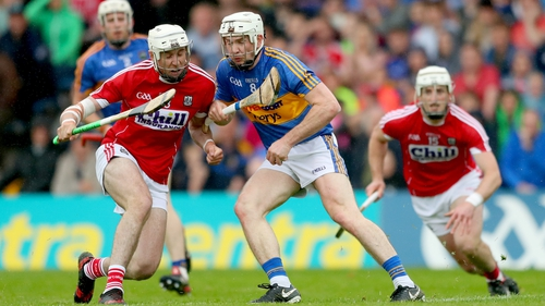 Cork's Tim O'Mahony and Tipperary's Brendan Maher both start at Pairc Ui Chaoimh